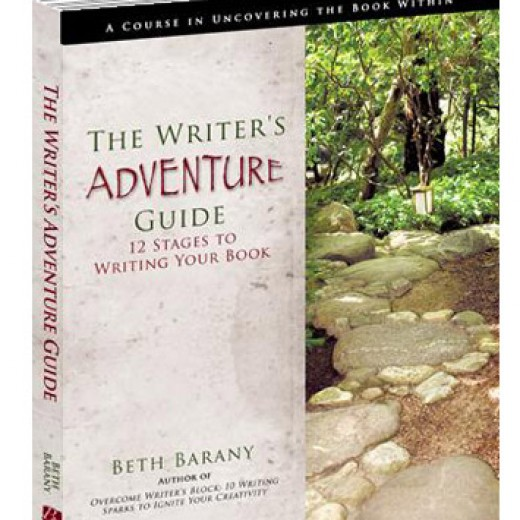 The Writer's Adventure Guide: 12 Stages to Writing Your Book by Beth Barany