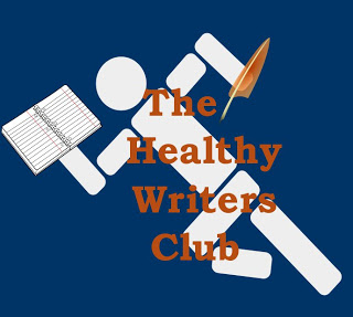 Healthy Writers Club_running_pictogram