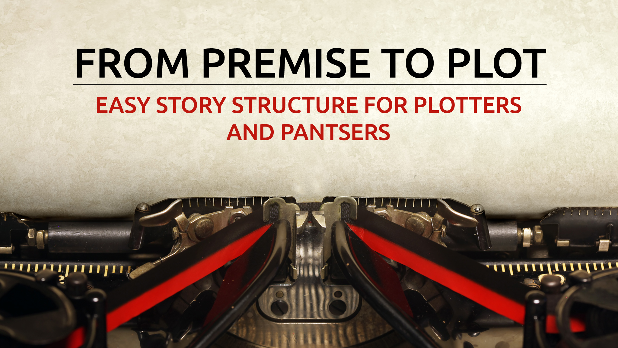 Enter for a Grand Prize: From Premise to Plot course by Lynn